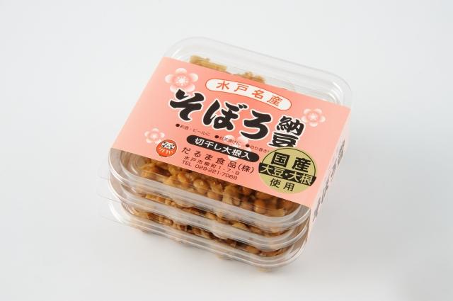 そぼろ納豆3P