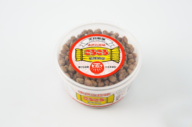 ころころ納豆カップ(乾燥納豆)