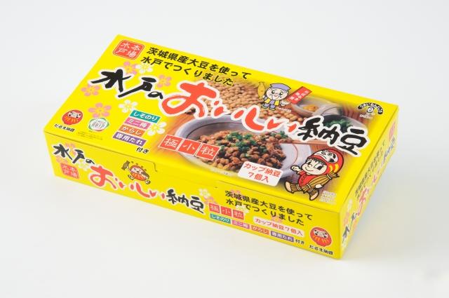 だるま納豆カップ7個入