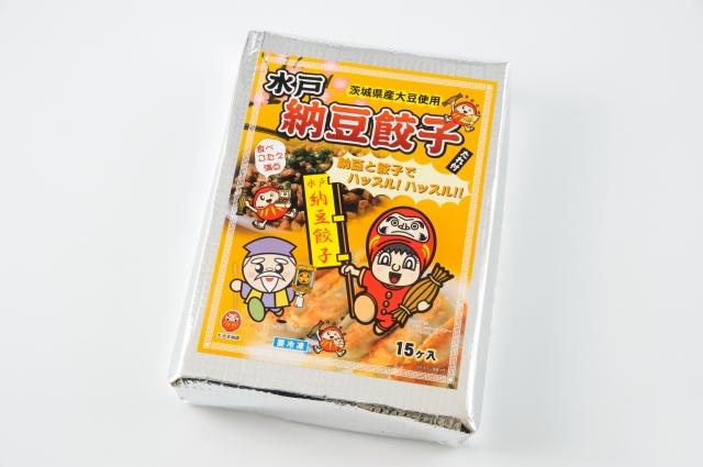 水戸納豆餃子