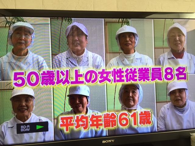 テレビ朝日放送「みんなの家庭の医学」で放映