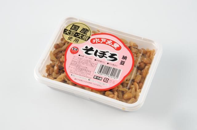 そぼろ納豆