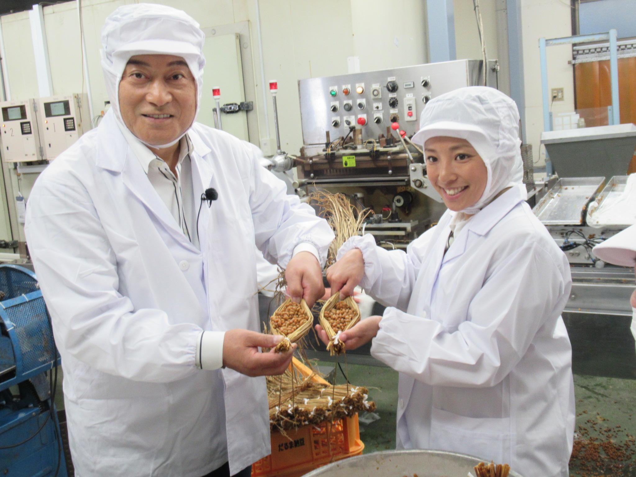 「料理人・松平健 にっぽん 食の道」で放送されました