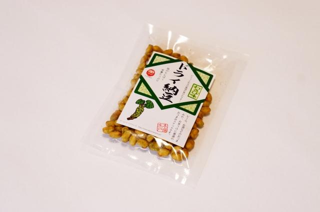 ドライ納豆 わさび味