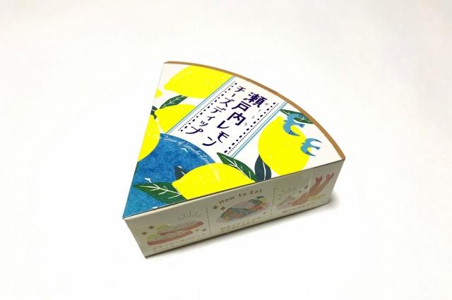 瀬戸内レモンチーズディップ